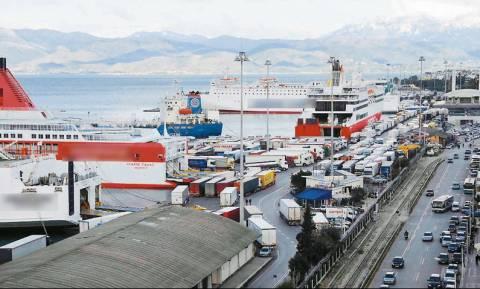 Πάτρα: Σύγκρουση πλοίων στο λιμάνι - Δεν υπήρξαν τραυματισμοί