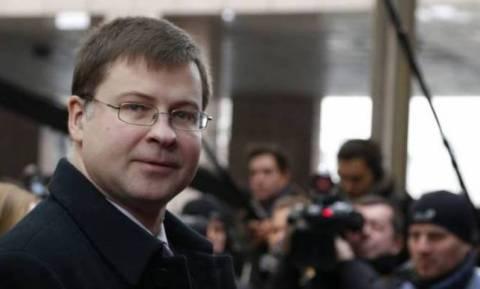 Eurogroup - Ντομπρόβσκις: Υπάρχει βούληση για συμφωνία από την Ελλάδα (vid)