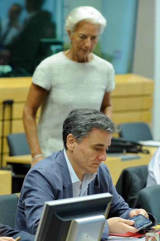 Eurogroup – Ο Ευκλείδης Τσακαλώτος συγκέντρωσε όλα τα βλέμματα (photos)