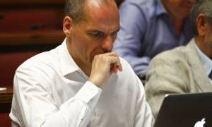 Eurogroup: Το σχόλιο του Γιάνη Βαρουφάκη στη «βόμβα» Σόιμπλε περί GREXIT (photo)