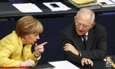 Αυτό είναι το έγγραφο με το σχέδιο για Grexit του Σόιμπλε (photo)