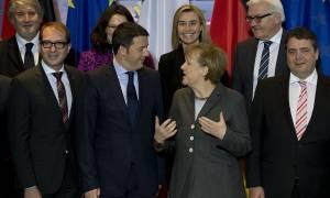 Η Ιταλία περνά στην αντεπίθεση: «Αρκετά» διαμηνύει ο Ρέντσι στο Βερολίνο