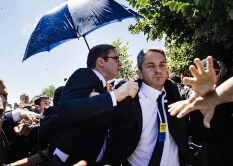 Βοσνία: «Έργο νοσηρών εγκεφάλων η επίθεση στον Βούτσιτς» (video)