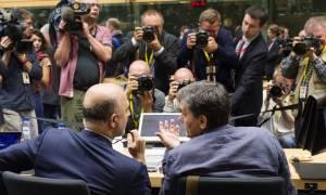 Σύνοδος κορυφής: Άρχισε η προσέλευση των ηγετών της Ευρωζώνης – Δείτε live εικόνα