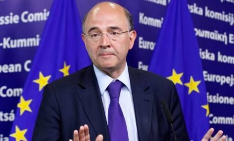 Eurogroup - Μοσκοβισί: Η Ελλάδα να κάνει μεταρρυθμίσεις, αλλά να μείνει στην Ευρωζώνη (video)