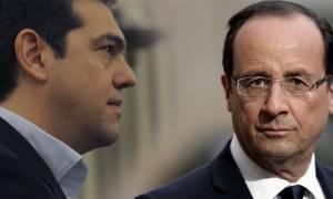 Σύνοδος κορυφής: Τετ α τετ Ολάντ - Τσιπρα και η παρέμβαση Μέρκελ