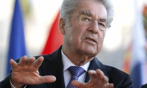 Σύνοδος Κορυφής - Χάιντς Φίσερ: Απώλεια κύρους της ΕΕ στην περίπτωση ενός Grexit