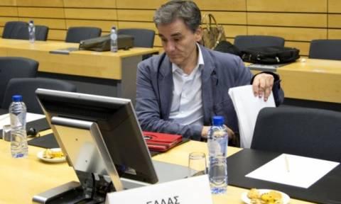 Σύνοδος Κορυφής - Ολοκληρώθηκε η συνάντηση Τσακαλώτου με Σαπέν και Σόιμπλε