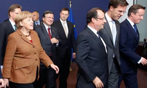 Σύνοδος Κορυφής - Iskra: Λέσχη καταλήστευσης και φτωχοποίησης χωρών και λαών η Ευρωζώνη