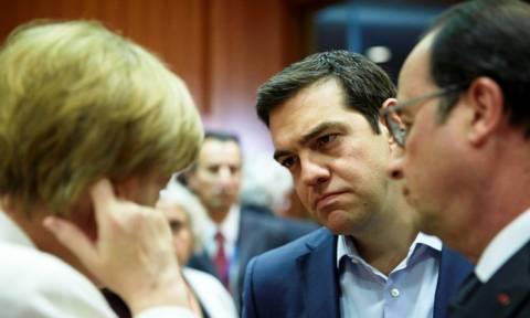 Σύνοδος Κορυφής: Νέα τριμερής συνάντηση Τσίπρα - Μέρκελ - Ολάντ