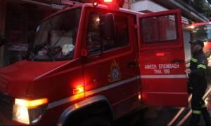Ηλικιωμένη βρέθηκε νεκρή από πυρκαγιά στους Σοφάδες Καρδίτσας
