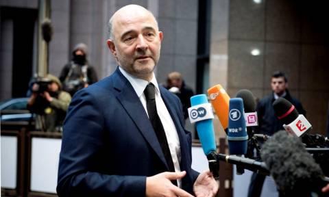 Σύνοδος Κορυφής - Μοσκοβισί: Ο συμβιβασμός βρίσκεται ανάμεσα στην υπευθυνότητα και την αλληλεγγύη