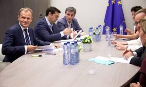Σύνοδος Κορυφής – Τουσκ: Φθάσαμε ομόφωνα σε συμφωνία