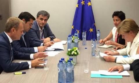 Συμφωνία - Ταμείο απόσβεσης χρέους, ανακεφαλαιοποίησης τραπεζών και ανάπτυξης με έδρα την Αθήνα