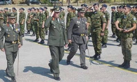 Αλλαγή διοίκησης στο 9ο Σύνταγμα Πεζικού Καλαμάτας
