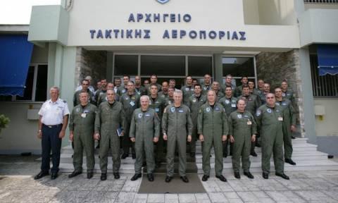 Σύσκεψη όλων των Πολεμικών Μοιρών της Πολεμικής Αεροπορίας (pics)