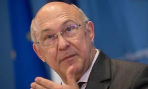Eurogroup - Σαπέν: Θα δουλέψουμε σε όλα τα θέματα