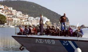 Τουρκία: Συνελήφθησαν περίπου 150 μετανάστες που επιχειρούσαν να φτάσουν στη Λέσβο