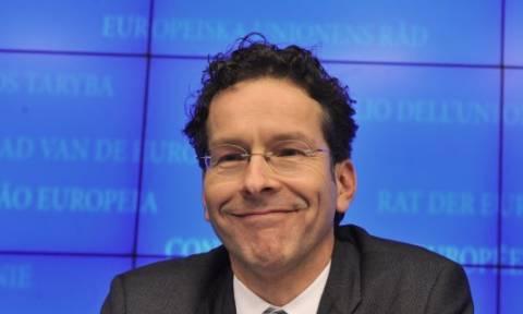 Επανεξελέγη στην προεδρία του Eurogroup ο Γερούν Ντάισελμπλουμ
