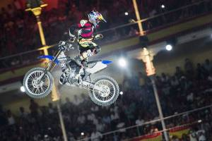 Red Bull X-Fighters Ισπανία: Ο Pages πέτυχε ιστορικό χατ τρικ (photos)