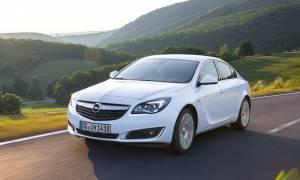 Opel: Το Insignia με νέους κινητήρες Diesel και IntelliLink