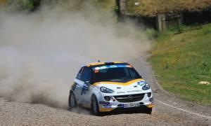 Opel: Αποφασιστική στιγμή για την ADAC Rallye Junior Team