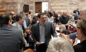 Συμφωνία: Συνεδριάζει η Πολιτική Γραμματεία του ΣΥΡΙΖΑ