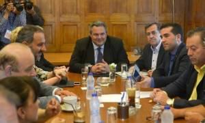 Συμφωνία: Συνεδρίαση της ΚΟ και της ΕΕ των ΑΝΕΛ