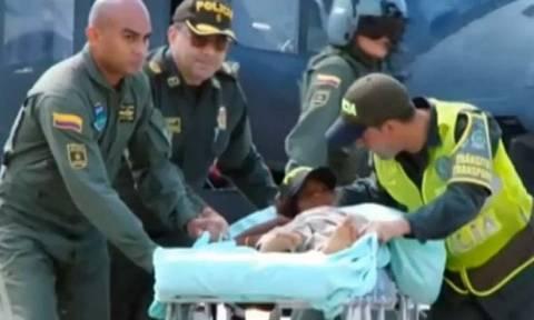 Κολομβία: 7χρονη επιβίωσε για 18 ημέρες στη ζούγκλα