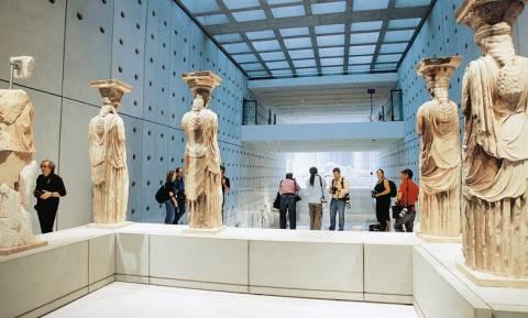 ΕΛΣΤΑΤ: Αύξηση των επισκεπτών και των εισπράξεων στα μουσεία