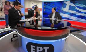 LIVE: Ο Αλ. Τσίπρας ανοίγει τα χαρτιά του στην ΕΡΤ