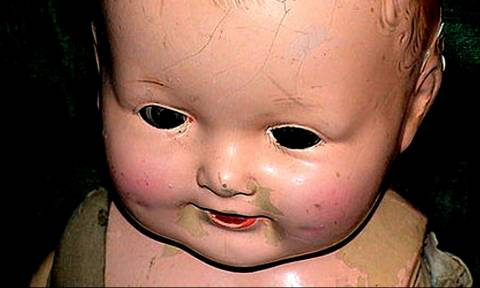 Χάρολντ: Η κούκλα που στοίχειωσε και θα σας τρομάξει όσο τίποτα άλλο (video)