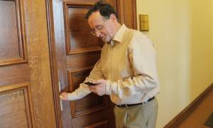 Συμφωνία - Λαφαζάνης: «Δεν θα ψηφίσω το τρίτο μνημόνιο»