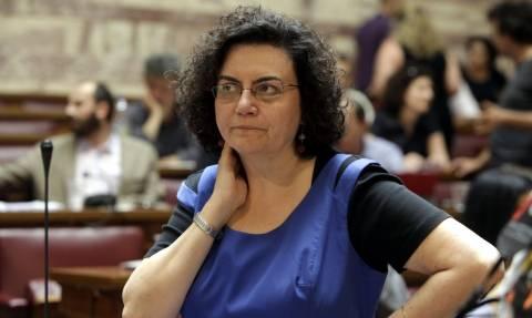 Παραιτήθηκε η Νάντια Βαλαβάνη