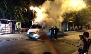 Δείτε φωτογραφίες από τα σοβαρά επεισόδια στο κέντρο της Αθήνας (photos)