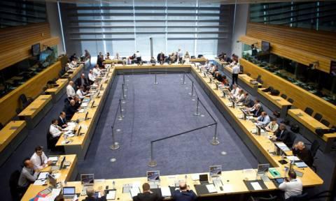 Σε εξέλιξη τηλεδιάσκεψη του Eurogroup για την Ελλάδα