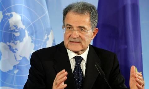 Πρόντι: Να αντιμετωπιστεί με μεγαλοψυχία το ελληνικό χρέος, όπως έγινε με της Γερμανίας το 1953