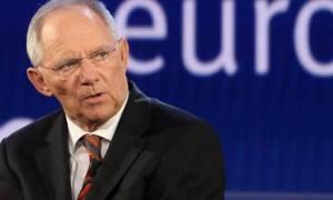 Σόιμπλε: Το ΔΝΤ δεν θα συμμετάσχει στην πρώτη δόση του τρίτου πακέτου προς την Ελλάδα