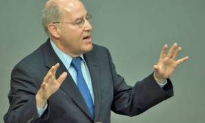 Γκίζι στην Bundestag: Η γερμανική κυβέρνηση καταστρέφει την ευρωπαϊκή ιδέα