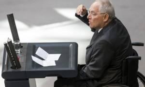 Σόιμπλε: Η προσπάθεια μόλις ξεκίνησε - «Το θέμα δεν είναι η Ελλάδα, αλλά η Ευρώπη»