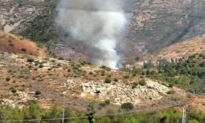 Φωτιά: Στις φλόγες ο Βύρωνας και το Κορωπί