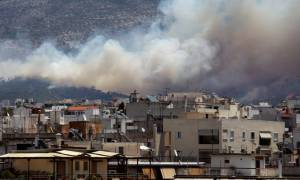 Πυρκαγιές - Δείτε LIVE όλες τις εξελίξεις για τα πύρινα μέτωπα