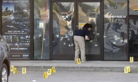 O ένοπλος που σκότωσε πεζοναύτες στο Τενεσί δεν είχε διεθνείς διασυνδέσεις