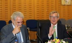Γιούνκερ: Θα ξαναέρθω στην επανενωμένη Κύπρο του χρόνου