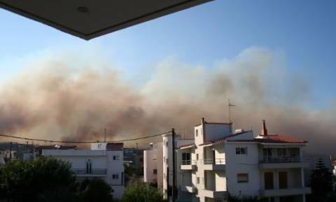 Πυρκαγιά-Λακωνία: Στο γηροκομείο Νεάπολης οι ασθενείς και το προσωπικό του Κέντρου Υγείας