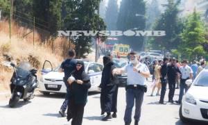 Φωτιά: Τρόμος από σενάρια οργανωμένου σχεδίου αποσταθεροποίησης της χώρας