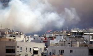Πυρκαγιά: Προληπτική φύλαξη σε Λυκαβηττό, Φιλοπάππου και λόφο Στρέφη