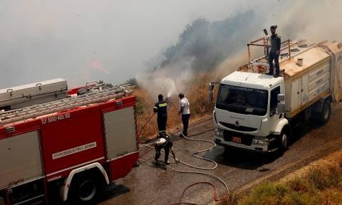 Πυρκαγιές: Ποιες περιοχές βρίσκονται σε «κόκκινο συναγερμό»