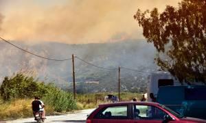 ΣΥΝΕΧΗΣ ΕΝΗΜΕΡΩΣΗ: Σε πλήρη εξέλιξη οι πυρκαγιές σε Μαλακάσα - Αργολίδα, σε ύφεση στη Νέα Αρτάκη