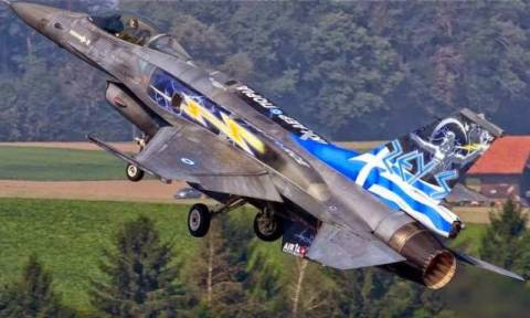 Ματαιώνεται η αεροπορική επίδειξη στην Ικαρία (video)